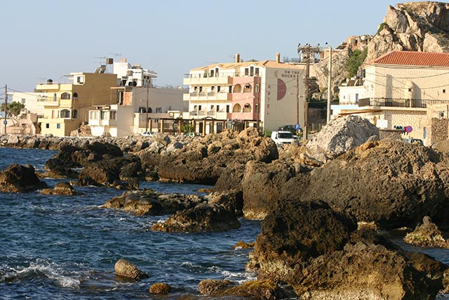 guide to driving and camping in Greece and Crete