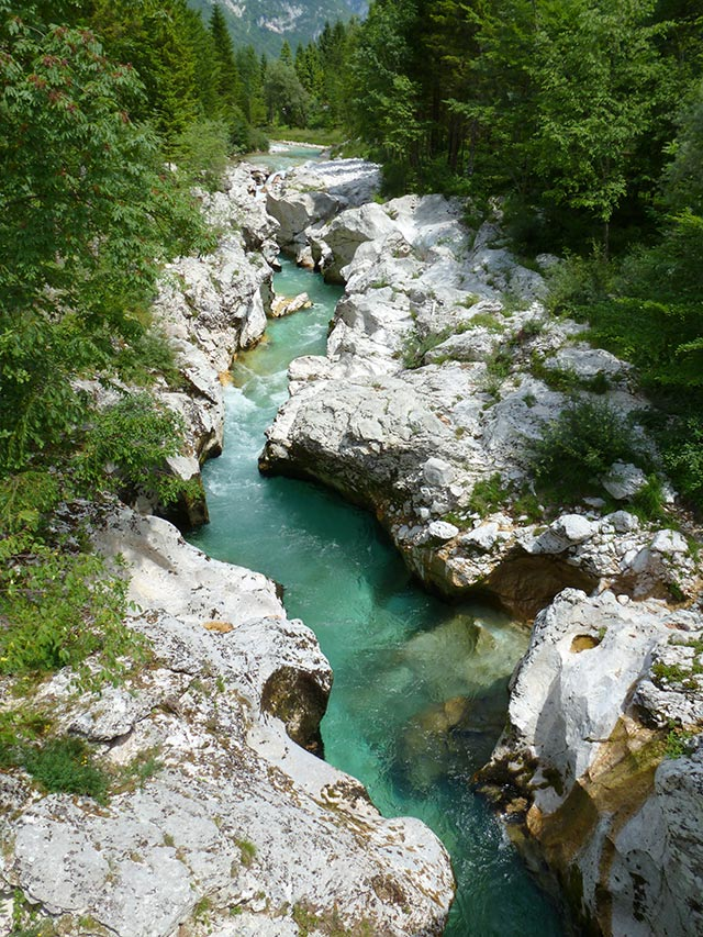 guide to driving and camping in Slovenia