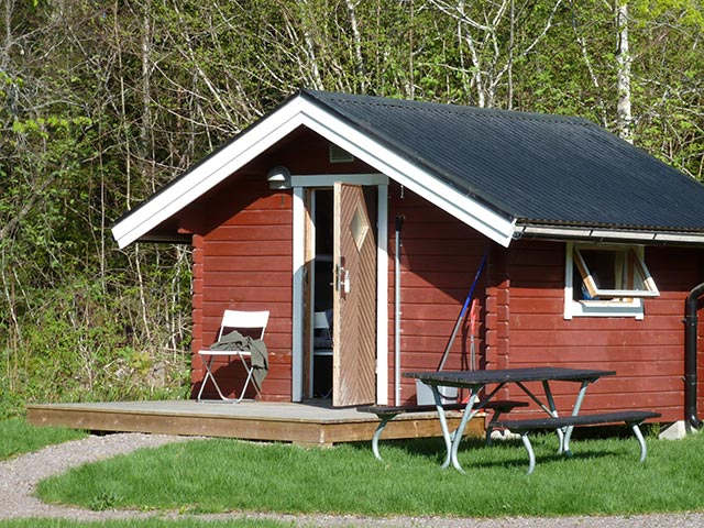 guide to driving and camping in Sweden